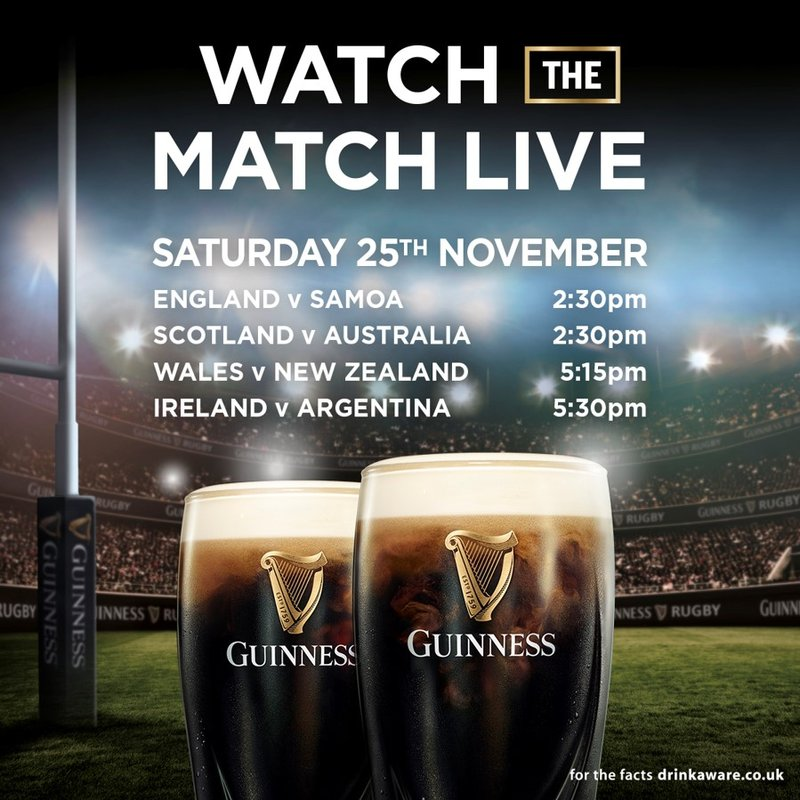 ... LIVE RUGBY ... THIS SATURDAY, 25 NOVEMBER ... MINTBRIDGE ... 2pm KO !!!