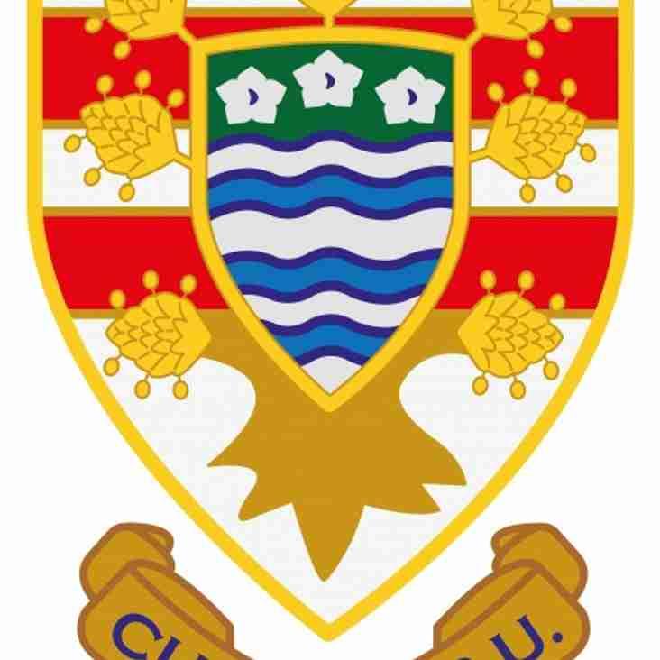 Cumbria Cup Final v Carlisle   |   DoR Interview   |   Comedy Night   |   Rugby Development Camp