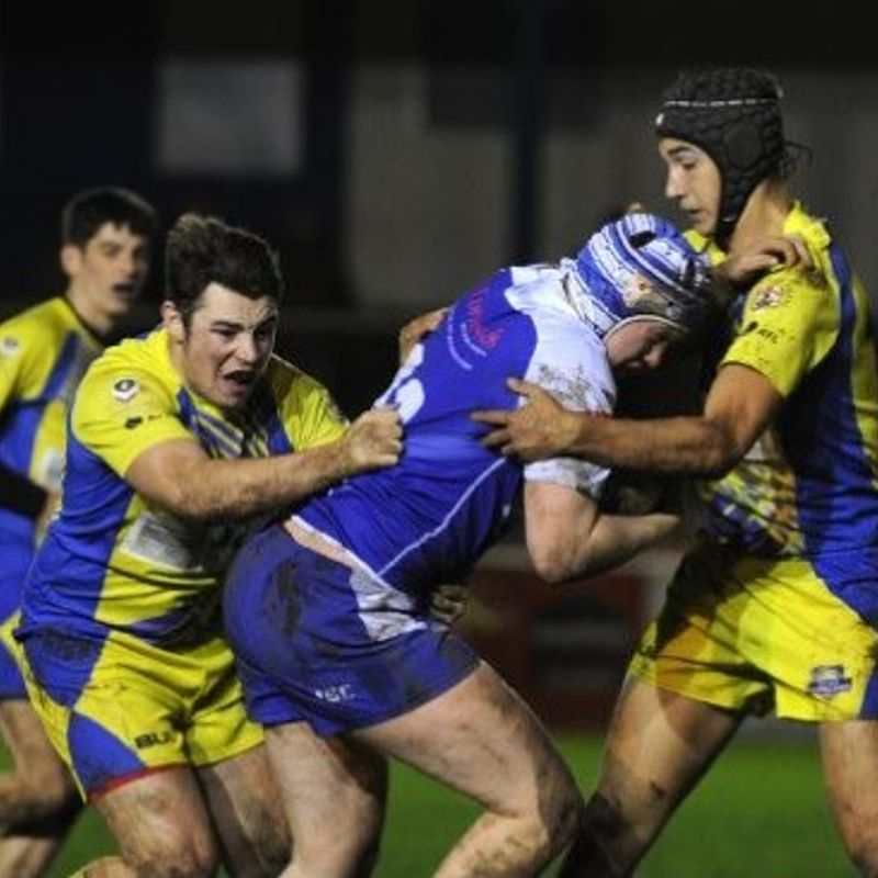 Rugby League Cup Semi-Final at Mintbridge and FREE ENTRY!