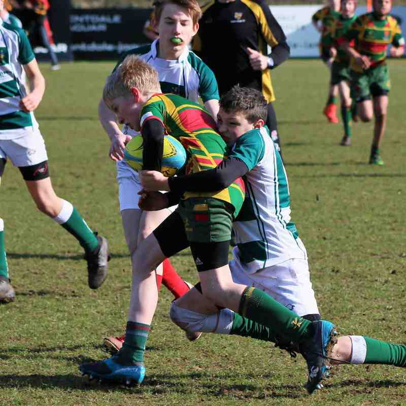 180325 U13 v Penrith & Selby (Touring Squad)