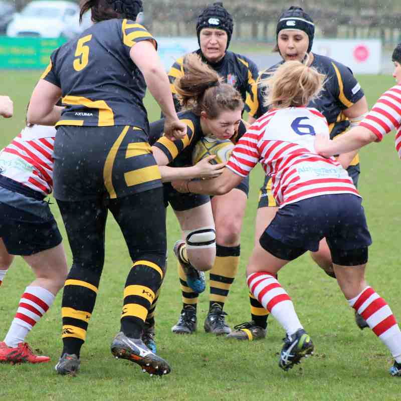 180415 Wasps v Manchester Ladies