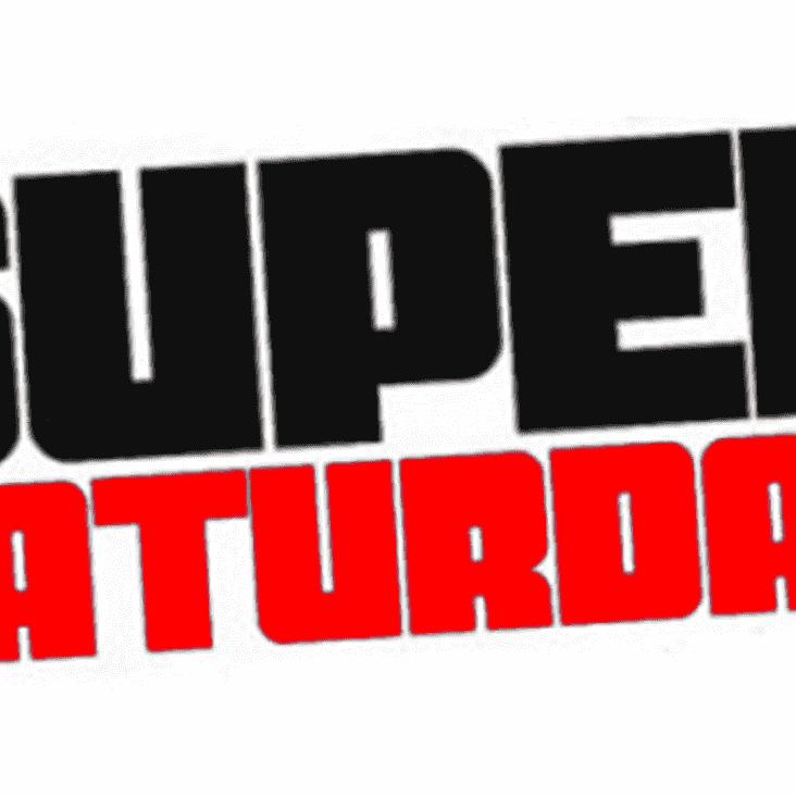 Rugby Test Series: Super Saturday at Kendal Rugby Club!