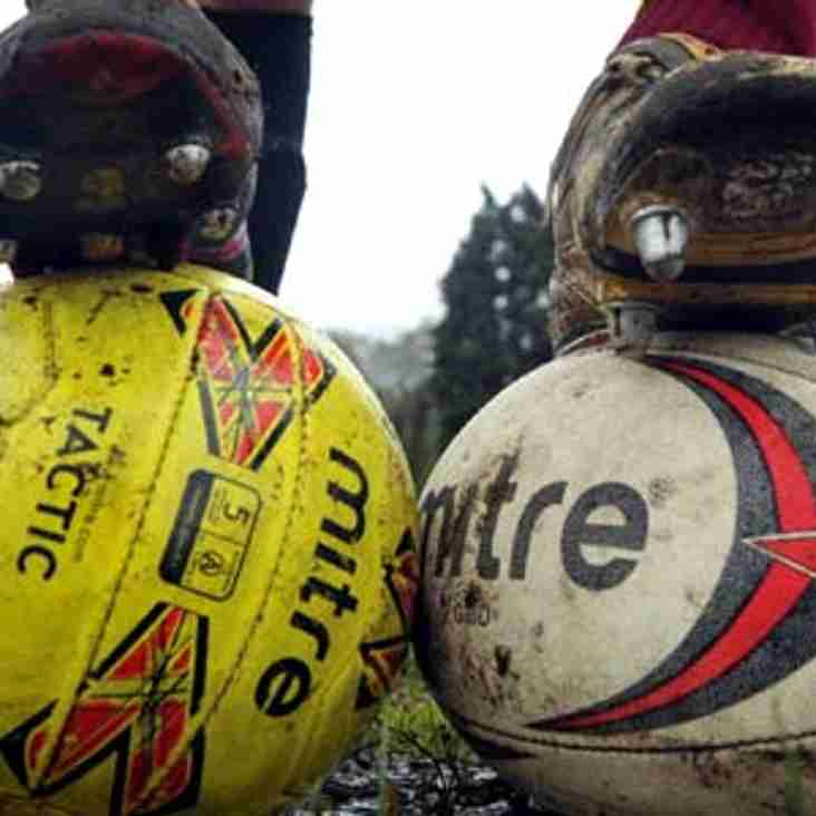 Rugby Test Matches & World Cup Football Update / June