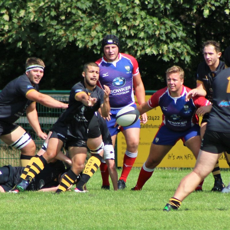 FREE ENTRY to this Saturday's HOME match v Sandbach - All Welcome!
