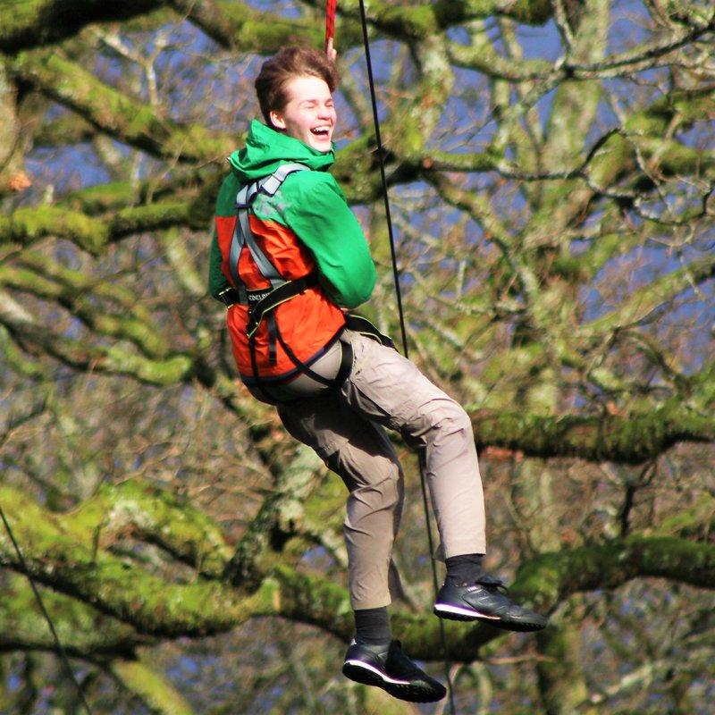 181208 Treetop Trek v U14
