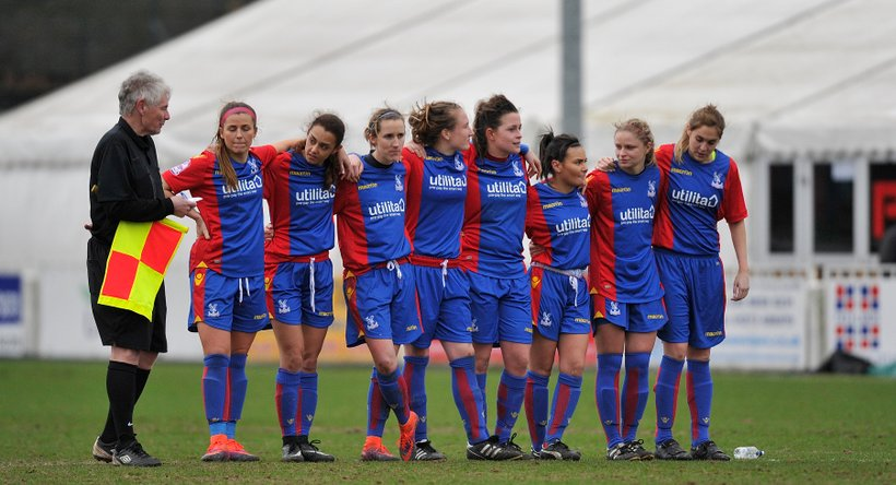 report crystal palace ladies vs tottenham hotspur ladies show more show less