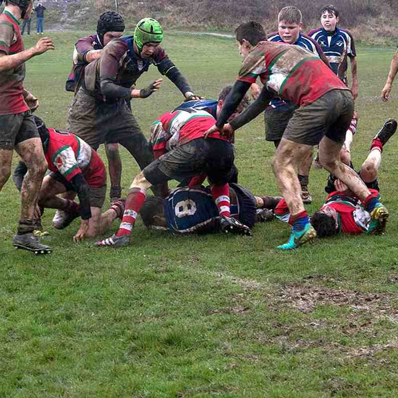 Vectis Vs Peterfield U14s March 12th
