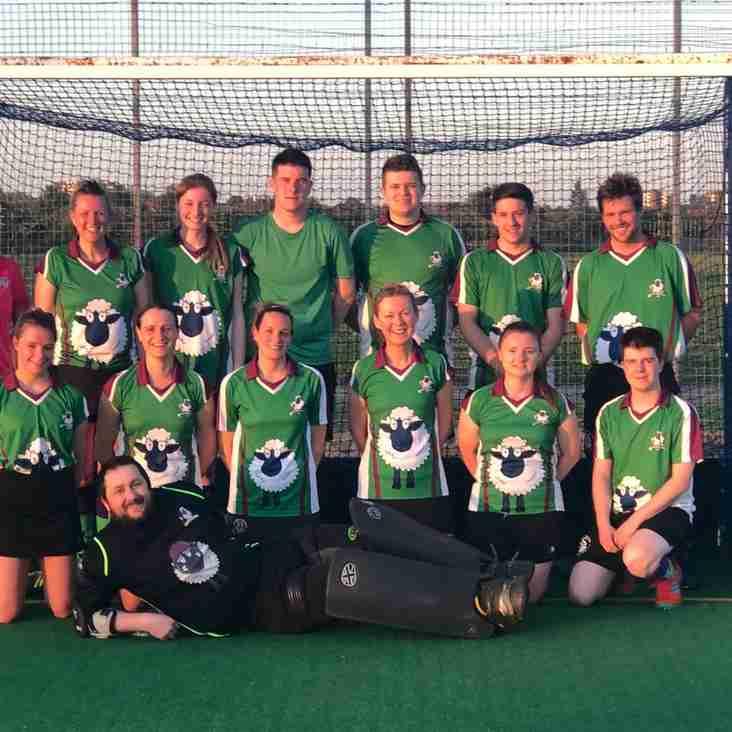 Shefford & Shandy hockey team