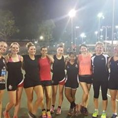 Wanderers Netball Team