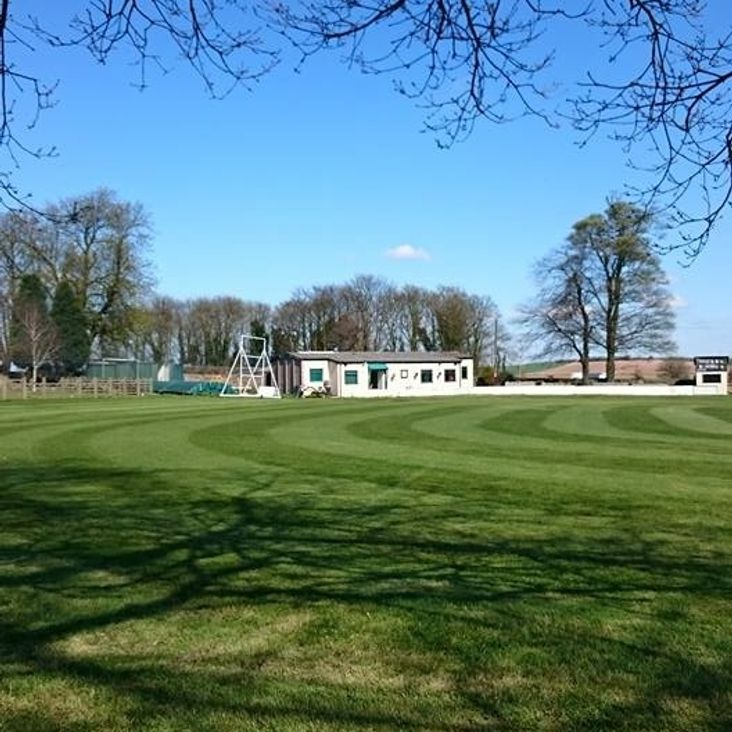 1st XI Team Selection At Home to Pollington Sat 27th May 2017<