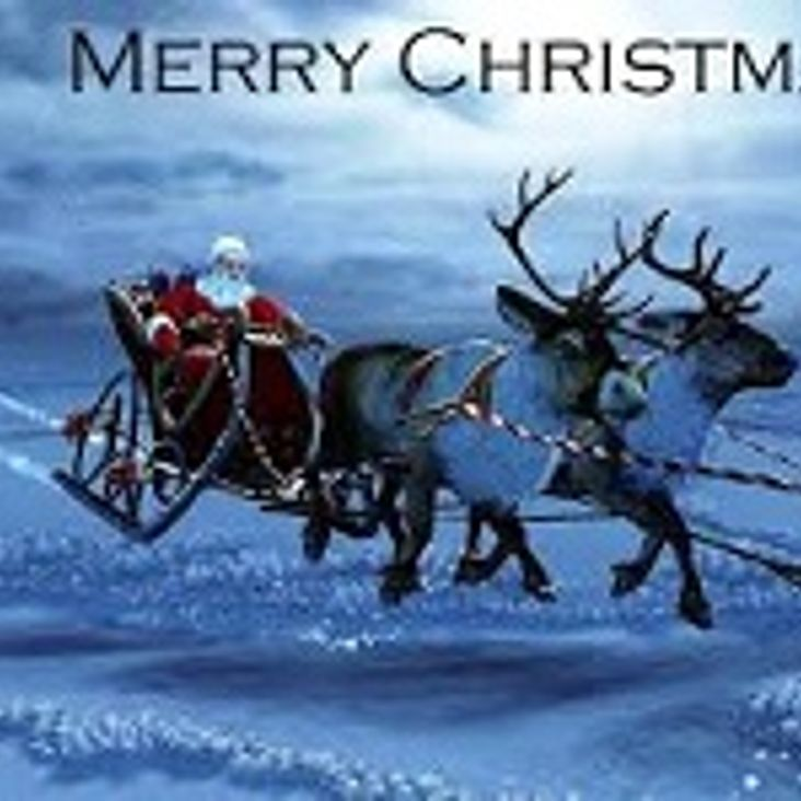 HAPPY CHRISTMAS TO ALL OUR MEMBERS, LOYAL SUPPORTERS AND VALUED SPONSORS<