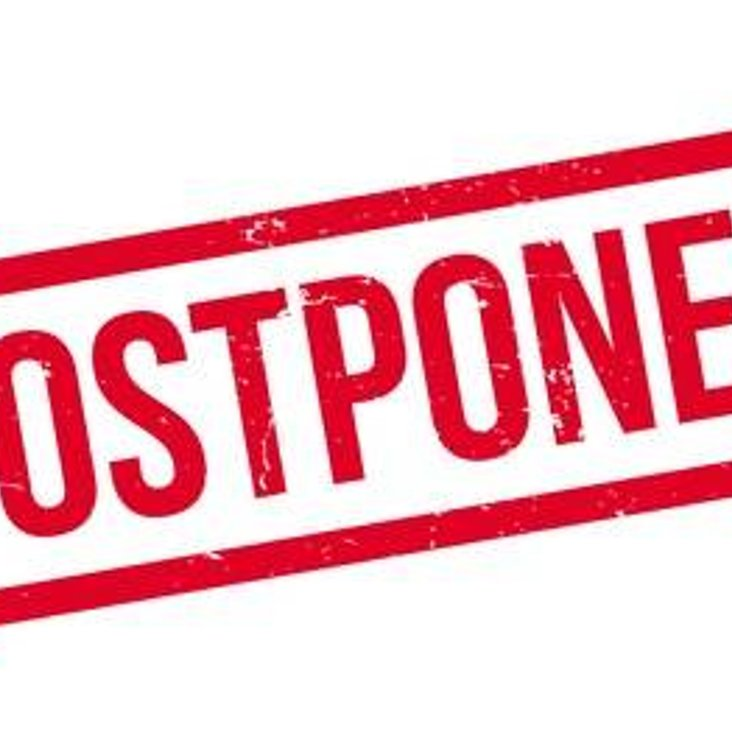 WORK ON CRICKET SQUARE  POSTPONED UNTIL NEXT WEEKEND DUE TO BAD WEATHER<