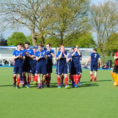 BMU 1st v Reading cup semi final April 2017