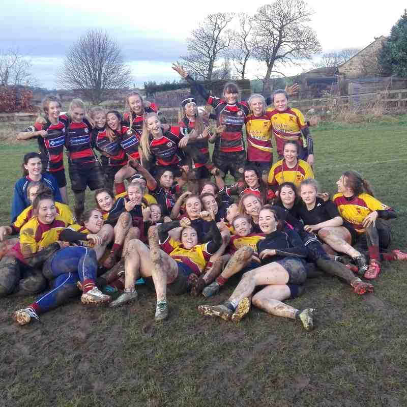 Sandal rufc vs baildon rufc U18 ladies
