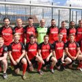 First Team lose to Tydd FC 4 - 2