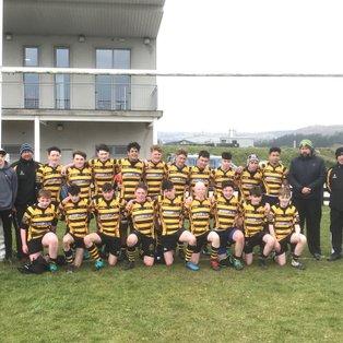 Letterkenny 31 - 20 Derry