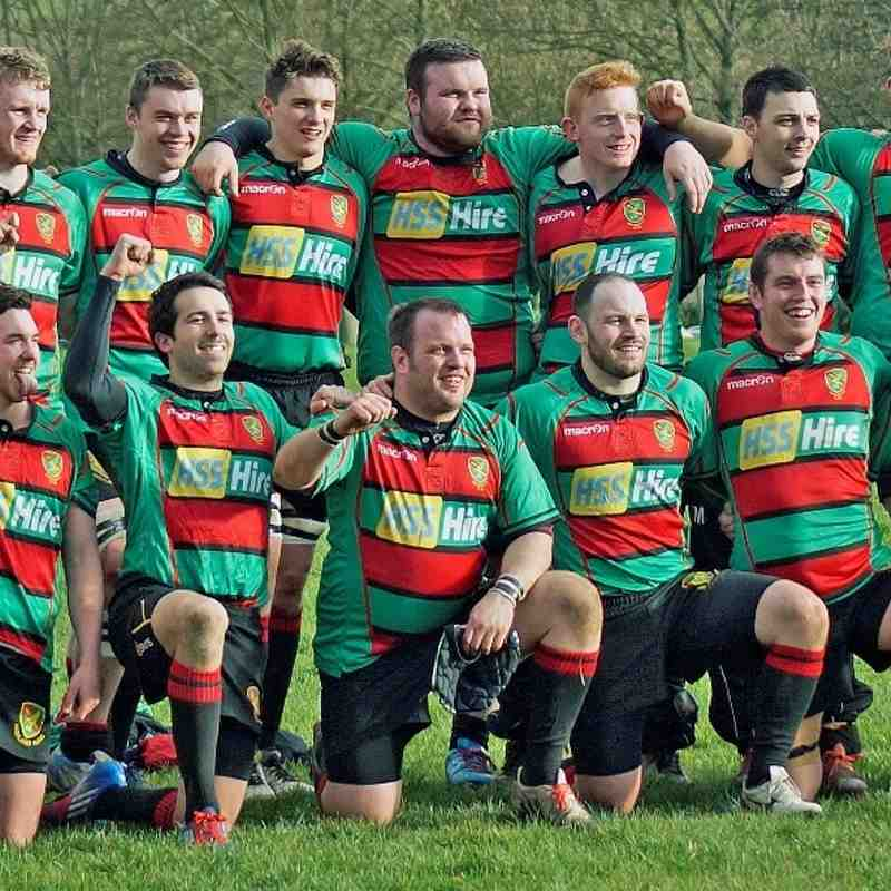 1XV v North Berwick (National Shield Semi-Final)