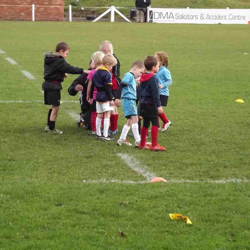 Junior section Training 23.10.16