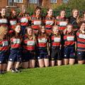 ONs U18 girls 27  Welwyn 22