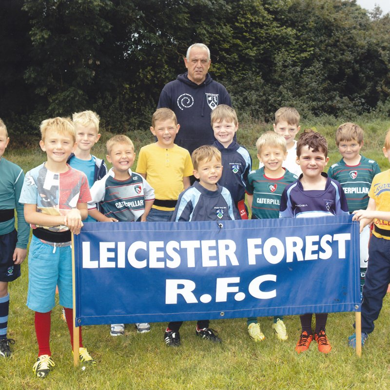 Hinckley and Fullerions V Leicester Forest