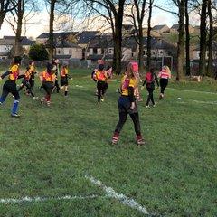 U13's Girls V Huddersfield 09/12/18