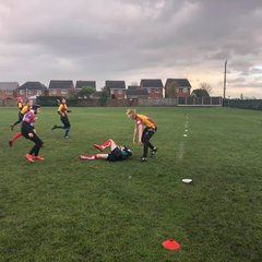 U 13's Selby/ Doncaster/ Hull Ionians    02/12/18