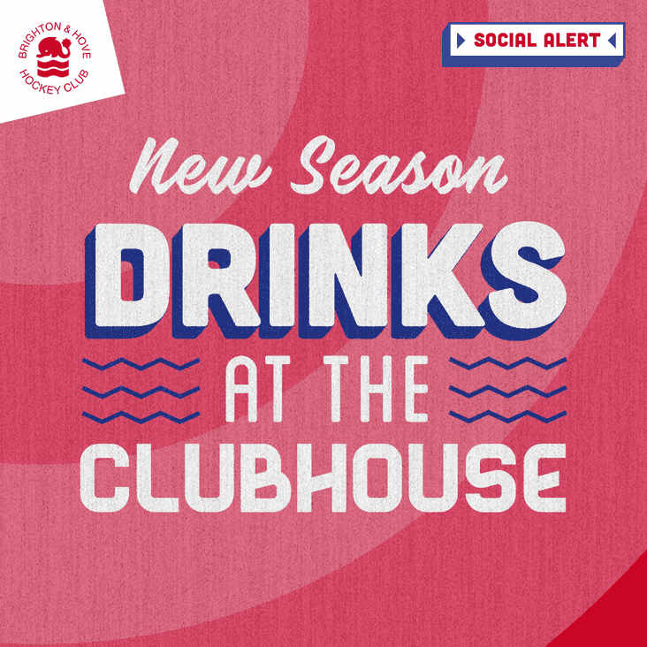 Celebrate the start of the season with Brighton & Hove Hockey Club