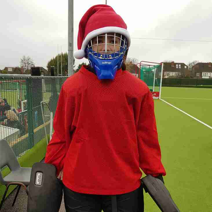 BHHC gets in the Christmas spirit with junior hockey festival extravaganza