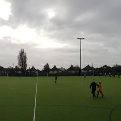 Christmas Junior Hockey Festival 02/12/2018