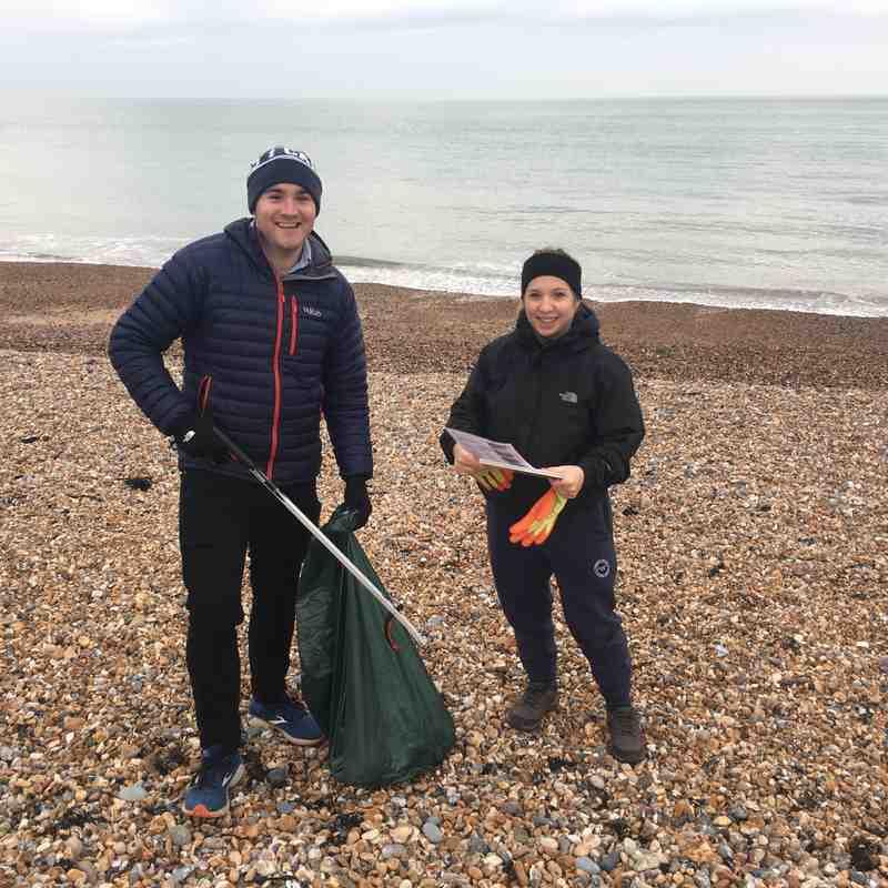 Beach Clean — 06.01.19
