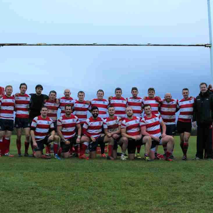 1sts XV beat Lymington 34-12
