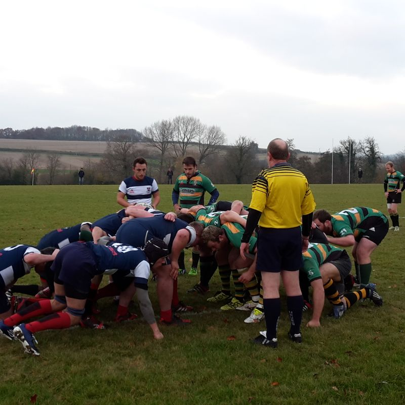 1st XV lose to strong Alresford team