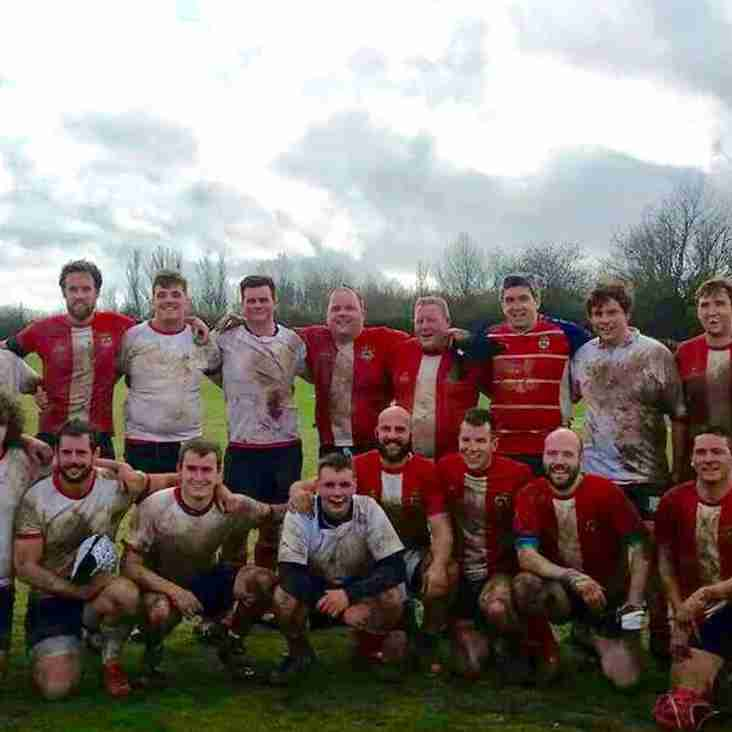 Inter-club friendly success
