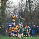 LRFC 1st XV lose to top of the table Melbourne