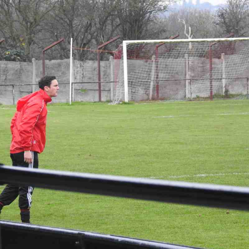 Match Photos - Cotgrave 10/12/16
