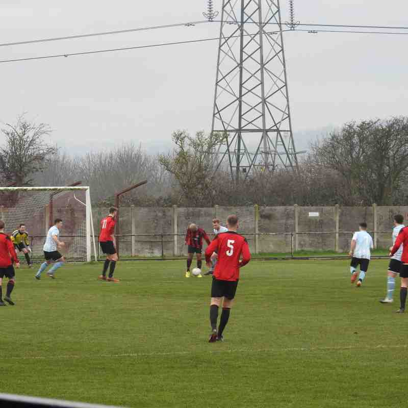 Match Photos vs Awsworth Villa