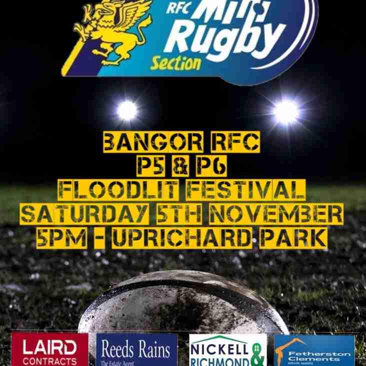 Bangor Floodlit Festival