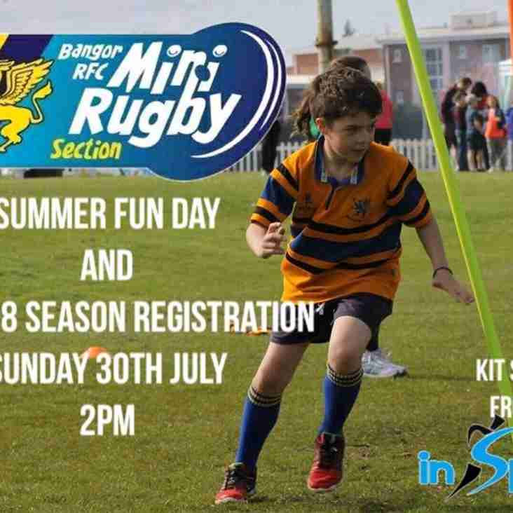 Summer Fun & Registration Day
