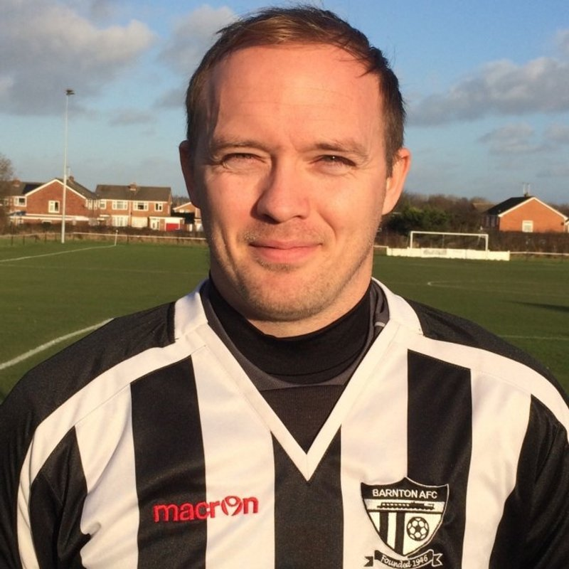 Breaking News - James McShane confirmed as new First Team Player Coach
