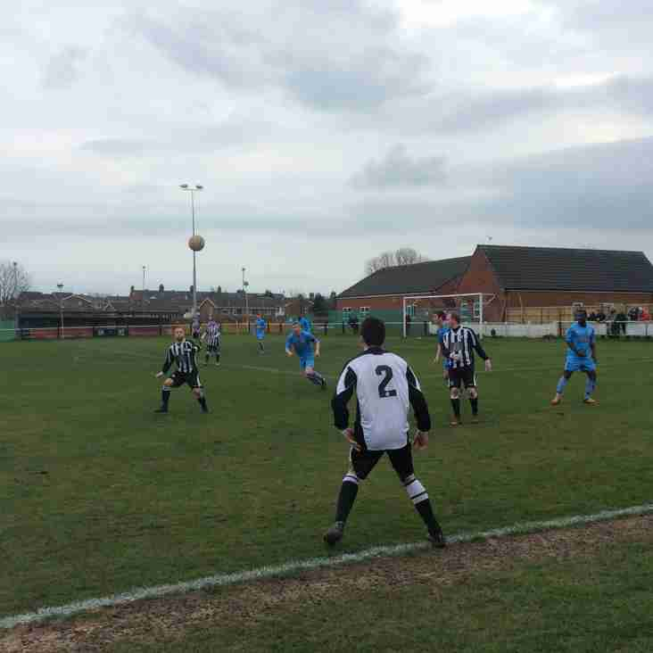 Barnton 0-3 West Didsbury & Chorlton
