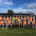 Barnton FC lose to Northwich Victoria 5 - 2