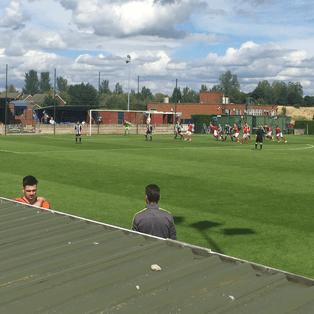 Parkgate 4-2 Barnton