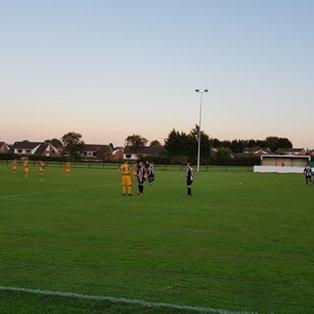 Barnton 1-1 Congleton Town