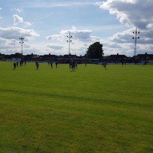 Winsford United 1-1 Barnton