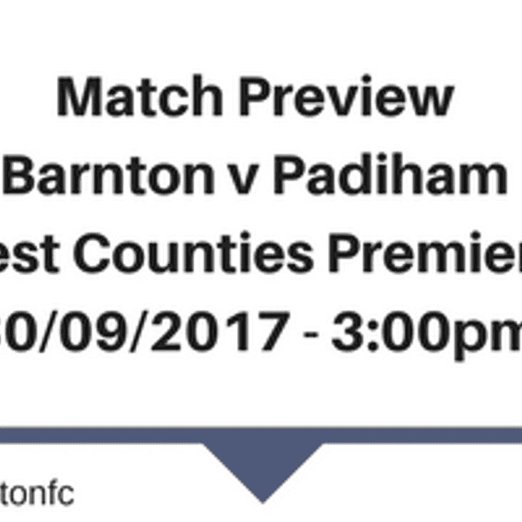 Barnton v Padiahm - Preview