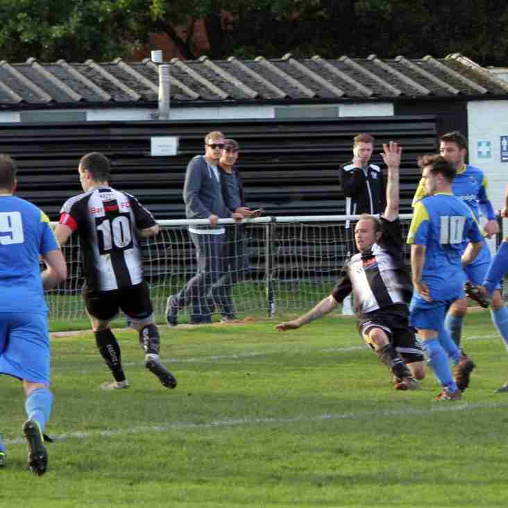 Barnton 2-3 Barnoldswick Town