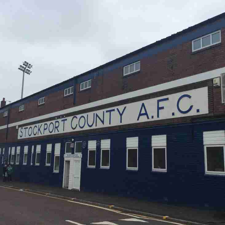 Stockport County v Barnton - Preview