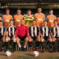Barnton FC lose to Stockport County  4 - 2