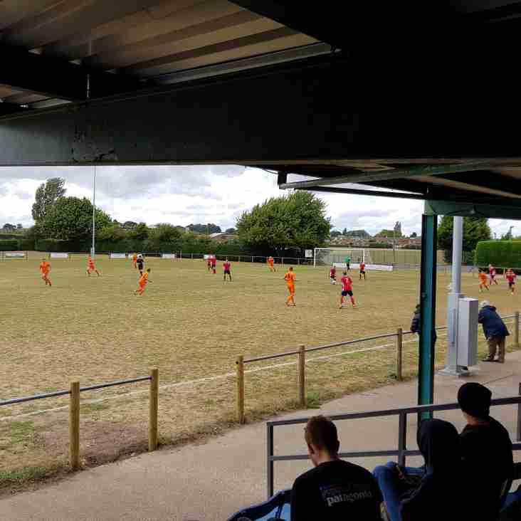 Wem Town 0-2 Barnton