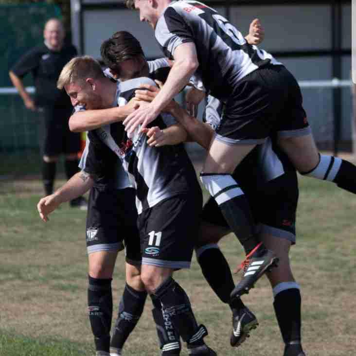 Barnton 1-0 St Martins - Match Report